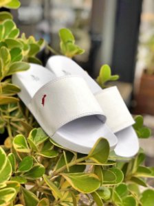 Chinelo Slide Reserva White