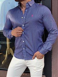 Camisa Ralph Lauren, listrada