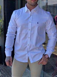 Camisa Ralph Lauren Branco