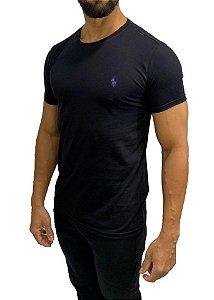 Camiseta Ralph Lauren Lisa Preta