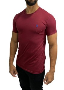 Camiseta Ralph Lauren Bordo Lisa