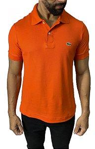 Camisa Polo Lacoste Laranja