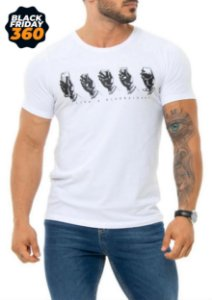 Camiseta Red Feather (Diversidade)