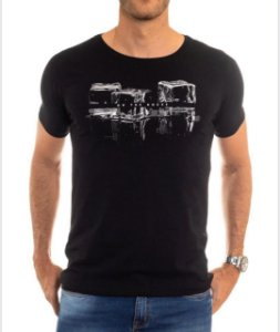 Camiseta Red Feather (On The Rocks)