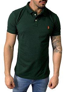 Camisa Polo Ralph Lauren Verde Militar