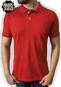 Camisa Polo Ralph Lauren Vermelha