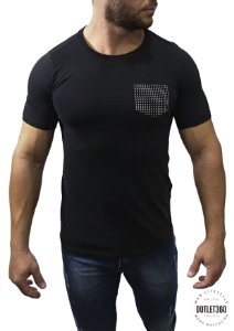 Camiseta Booq Bolso Falso Refletivo