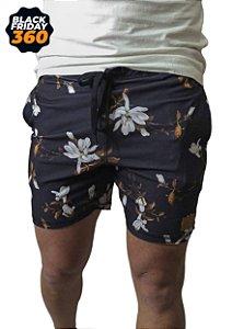 Shorts Moletinho Booq Flores