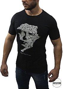 Camiseta Booq Rosto-Mapa