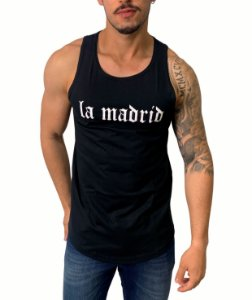 Regata Long La Madrid Basic Black