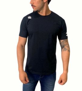 Camiseta La Madrid Basic Black