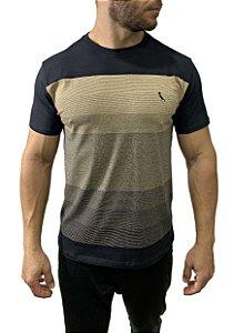 Camiseta Reserva Degradê Preta