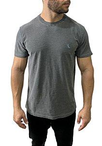 Camiseta Reserva Textura Flame Cinza