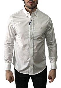 Camisa Tommy Hilfiger Branca