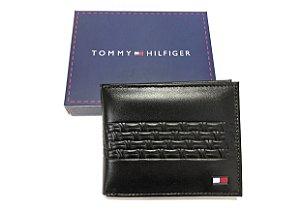 Carteira Tommy Hilfiger Preta