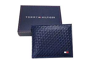 Carteira Tommy Hilfiger Azul Marinho