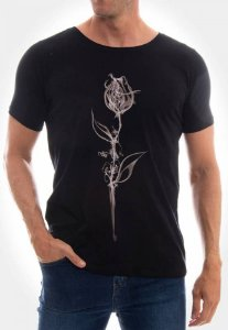 Camiseta Red Feather Smoke Rosa