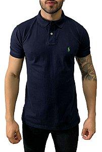 Camisa Polo Ralph Lauren Petróleo