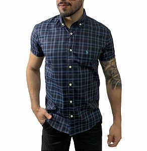 Camisa Ralph Lauren Xadrez Black Green