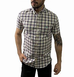 Camisa Ralph Lauren Xadrez Standard