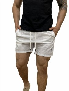 Shorts Beach Ralph Lauren Branco