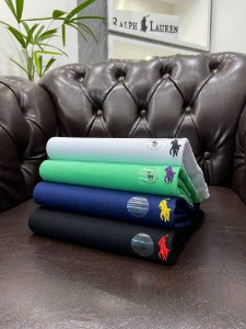 Kit com 4 Camisetas Ralph Lauren