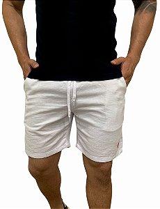 Shorts Ralph Lauren Linho Branco