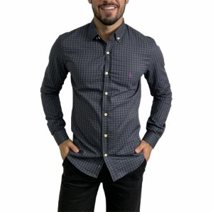 Camisa Ralph Lauren Xadrez Exclusive