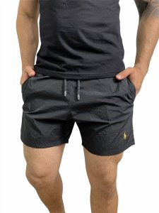 Shorts Beach Ralph Lauren Preto