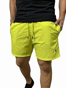 Shorts Beach Ralph Lauren Verde Neon