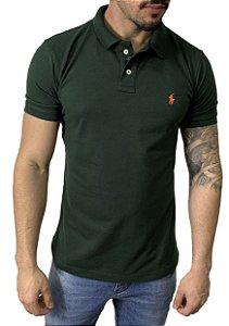 Camisa Polo Ralph Lauren Militar