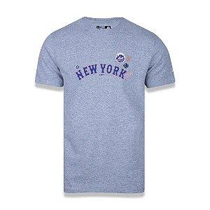 Camiseta New Era Logomania Logos Neymet