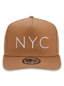 Boné New York City NYC Khaki