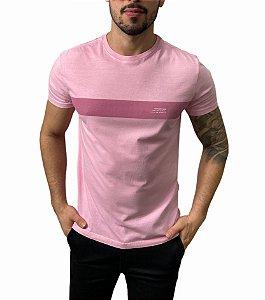 Camiseta Reserva Tarja Rosa