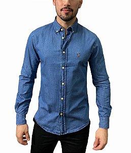 Camisa Ralph Lauren Jeans Raf