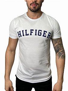 Camiseta Tommy Hilfiger Branca