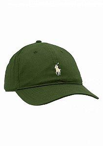 Boné Polo Ralph Lauren Classic Verde