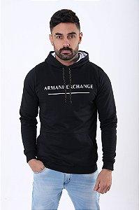 Moletom Armani Exchange Preto