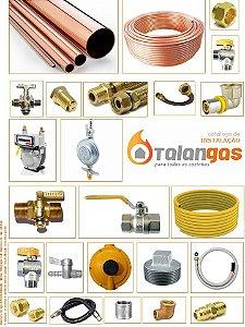 Catálogo Instalação Gás