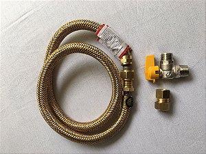 Kit de Instalação de Fogão Gás Natural