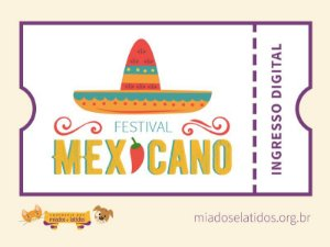 1o Festival Mexicano Vegano