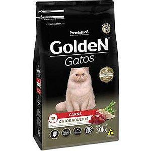 DOAÇÃO - Ração Golden Gatos 3kg