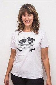 Camiseta - Logo da Confraria - Feminina