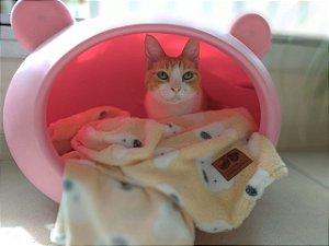 Mantas quentinhas! Ajude a Confraria e aqueça seu pet nesse inverno