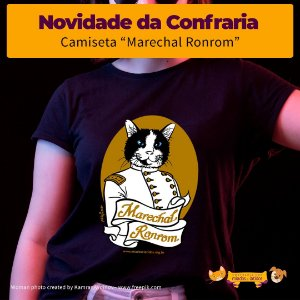 Camiseta Marechal Ronrom