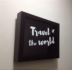Cofre para Viajantes- Travel the World