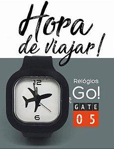 Relógio Go - Airplane Lovers