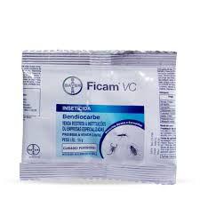 Inseticida Ficam Vc 15 Gr Bayer Mata Escorpiões, Baratas e Mosquitos