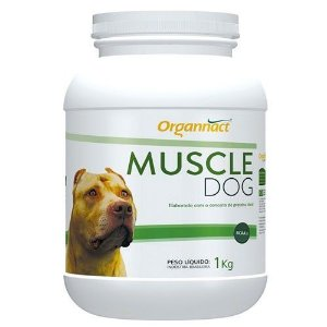 Muscle Dog Organnact Pote 1 Kg