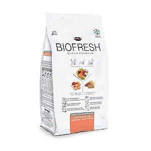 Ração Biofresh Castrados Raças Pequenas e Mini 12 kg